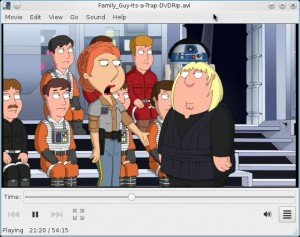 Family Guy Its a trap.