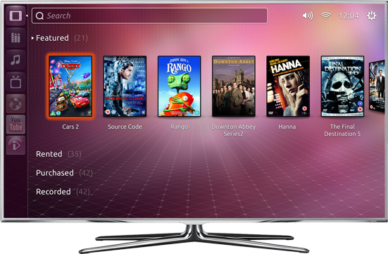 Ubuntu home cinema. Will this become a reality?