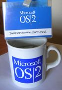 OS2 Warp. A nice 32bit operating system from the olden days.