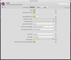 The ubuntu-tweak utility available for Ubuntu and Linux Mint.