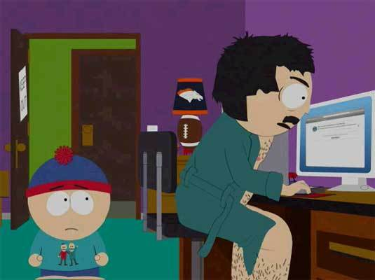 South Park computer guy.