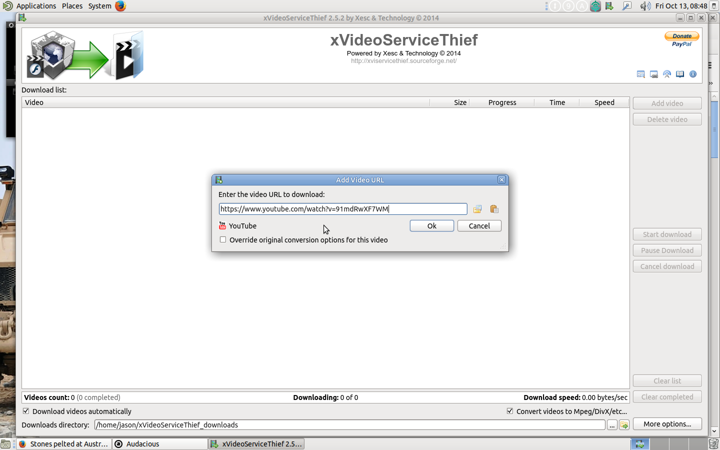 xvideoservicethief 2019 linux hdd